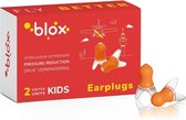 Blox Vliegtuig - 1 paar - Oodopjes voor kinderen - Gehoorbescherming - Hypoallergeen - Thermisch gevormde siliconen - Verlagen en regelen de luchtdruk