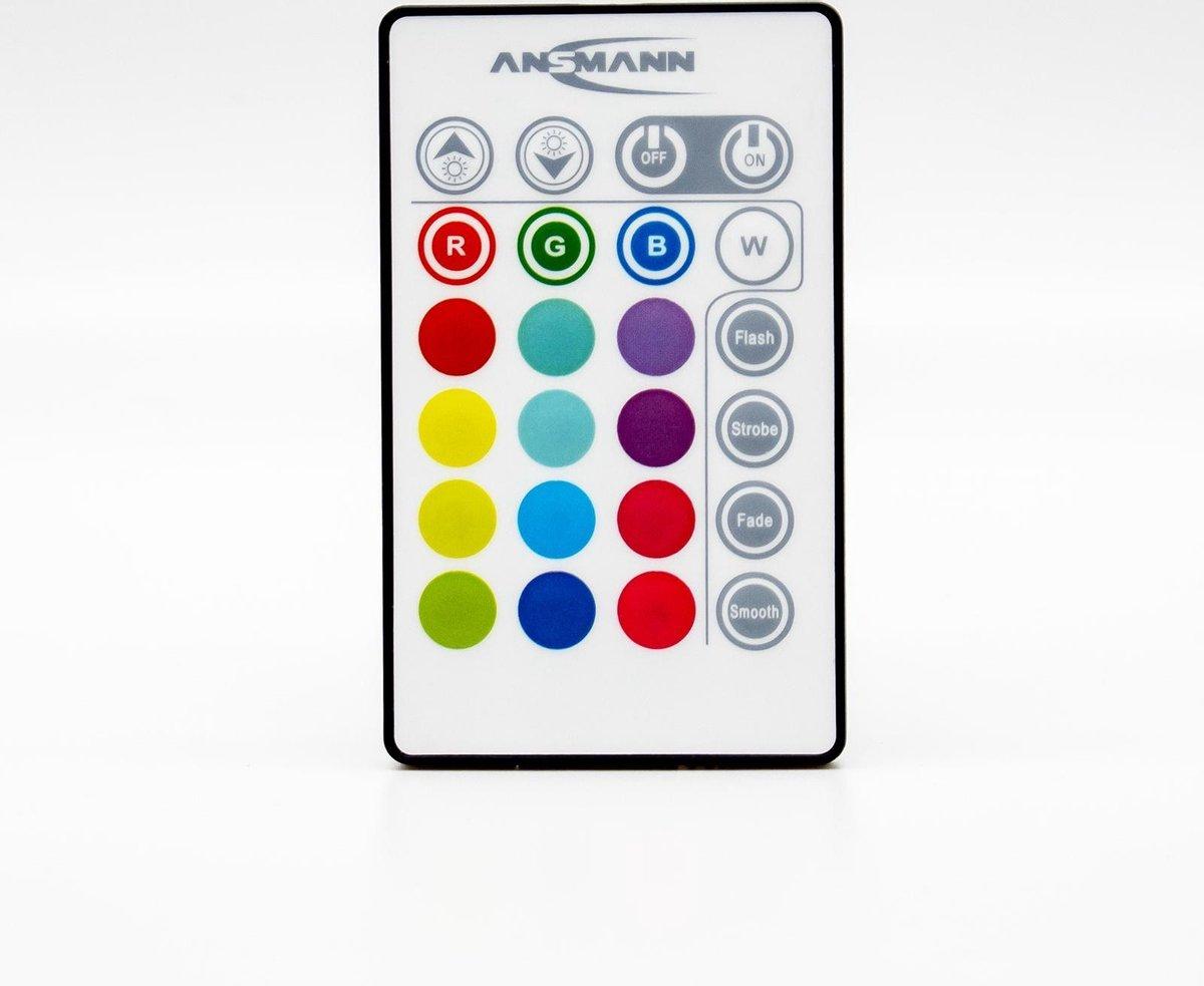 Zwembadverlichting - 2 stuks - 16 kleuren - 4 lichteffecten - afstandsbediening