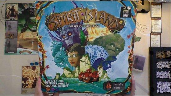 Thumbnail van een extra afbeelding van het spel Spirit Island - 2ième édition - Jeu de plateau Version Française