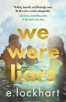 Boek cover We Were Liars van e lockhart (Paperback)