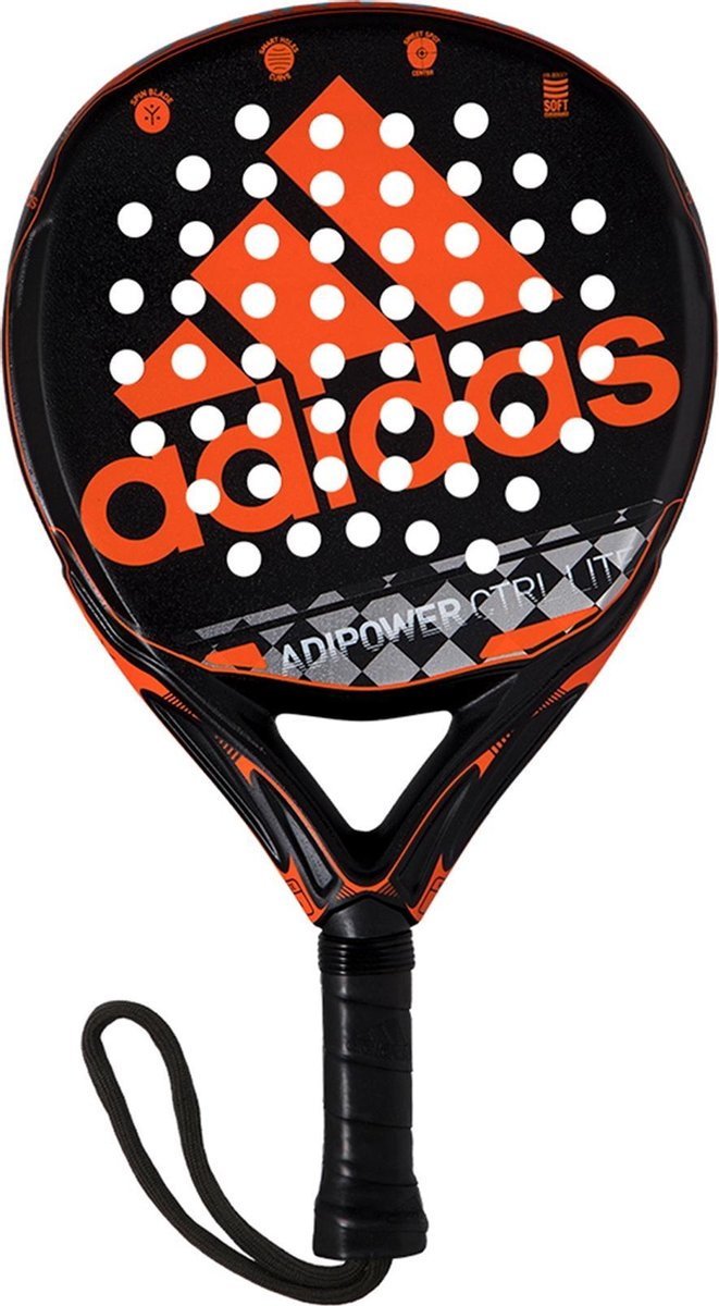 Adidas AdiPower CTRL Lite (Round) – 2021 padelracket
