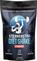 Sterrenstof Diet Shake - Afvallen - Maaltijdvervanger - 15 maaltijden - Strawberry