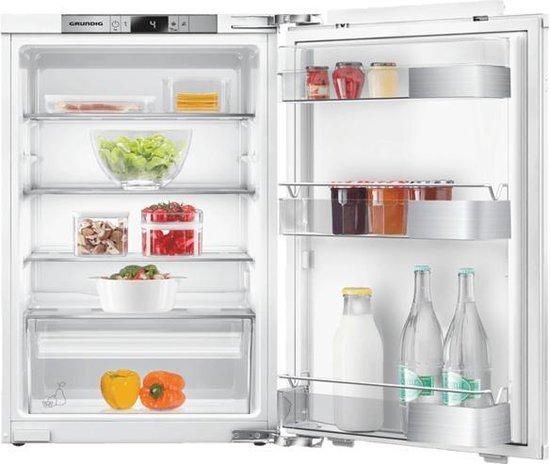 Koelkast: Grundig GTMI 10130 inbouw koelkast A+++ 88 cm deur op deur, van het merk Grundig