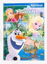 Disney Frozen 2 - Frozen 2 Zoekboek - Kijk en Zoekboek - Elsa Anna Olaf Kristoff en Sven - 2020