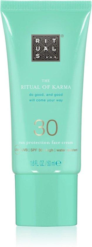 RITUALS The Ritual of Karma Sun Protection Face Cream SPF30 - 50 ml