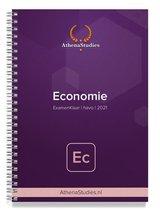 Athena Examenklaar - Economie Havo - Examenbundel met voorbeelden, stappenplannen en opdrachten