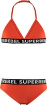 SuperRebel Kids Meisjes Bikini - Maat 16/176