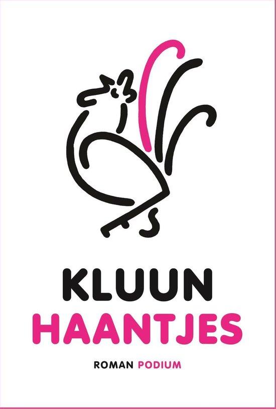 Boek cover Haantjes van Kluun (Onbekend)