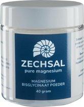 Zechsal Magnesium Bisglycinaat Poeder 40gr