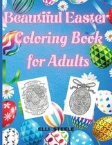 Beautiful Easter Coloring Book for Adults
