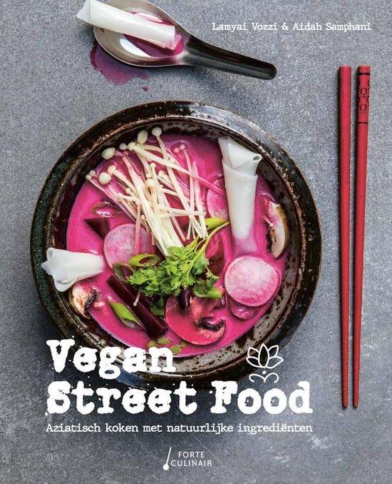 Boek cover Vegan street food van Lamyai Vozzi (Hardcover)
