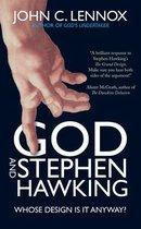 Omslag God and Stephen Hawking