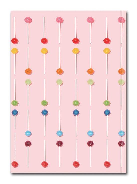 Hardcover Lollipop - 2021-2022 - Lerarenagenda/Docentenagenda - Multi