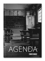 Hardcover Old School - 2021-2022 - Lerarenagenda/Docentenagenda - Multi