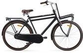 Popal Daily Dutch Basic Herenfiets 28 inch 57 cm - Mat Zwart