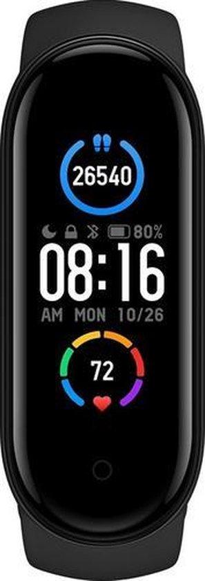 Xiaomi Mi Band 5 - Activity tracker - Zwart