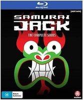 Samurai Jack - The Complete Seasons 1-5