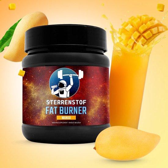 Sterrenstof Fat Burner - Mango - 50 servings - Poedervorm - Afvallen