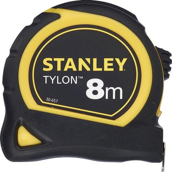 STANLEY 0-30-657 Rolbandmaat Tylon 8m - 25mm