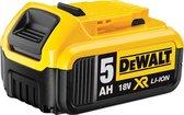 DeWalt DCB184 18V Li-Ion accu - 5.0Ah - DCB184-XJ