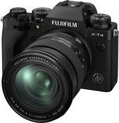 Fujifilm X-T4 + 16-80mm - Zwart