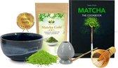 Matcha Thee Starters Kit - Alles wat u nodig heeft voor de perfecte Matcha!
