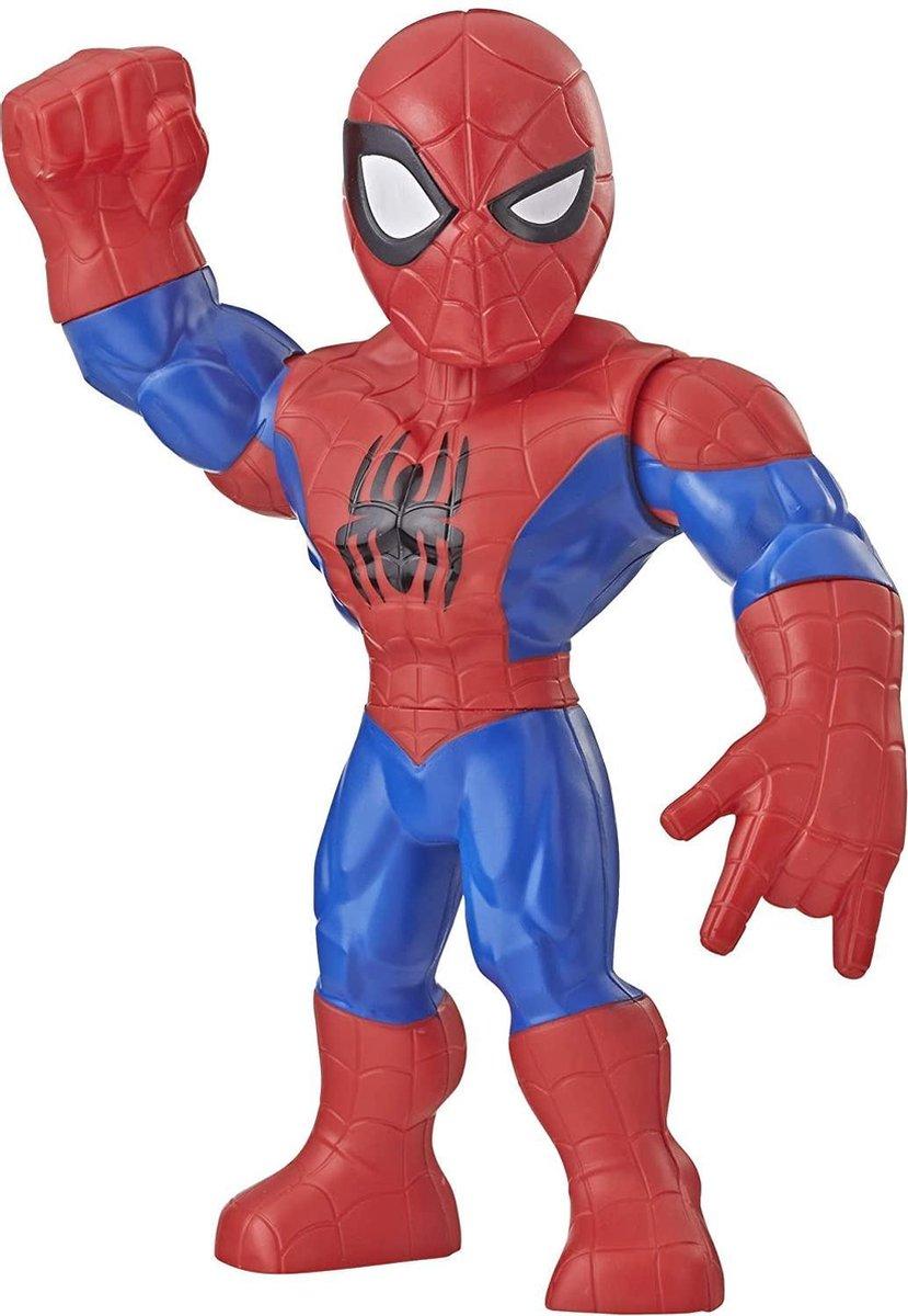 Marvel Super Hero Adventures - Spider-Man Speelfiguur