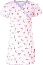 Claesen's nachthemd meisje Pink Plants 116-122