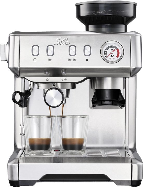 Solis Grind & Infuse Compact