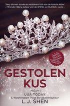 Boek cover Gestolen Kus van L.J. Shen (Onbekend)