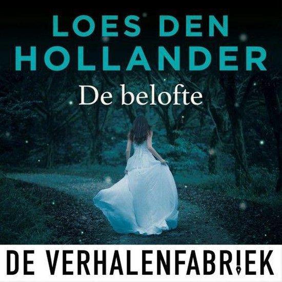 Boek cover De belofte van Loes den Hollander (Onbekend)