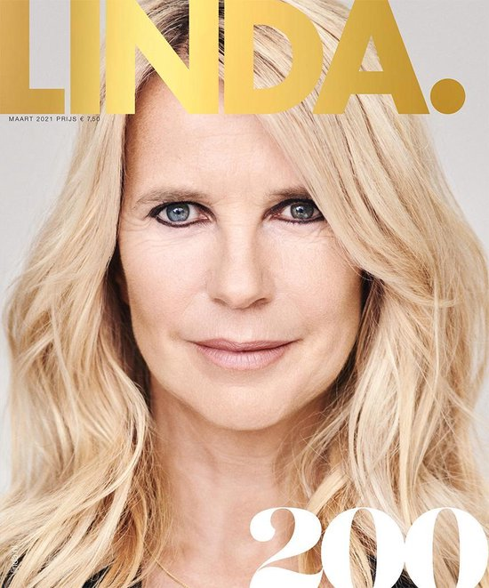 Afbeelding van LINDA. magazine - jubileumeditie 200 - februari 2021