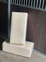 Grof zaagsel - houtkrullen - 19 KG - knaagdieren - paarden - bodembedekking - natuurlijk product