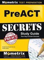 PreACT Secrets Study Guide