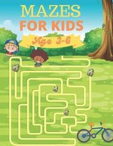 Mazes For Kids Age 3-6