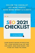 SEO 2021 Checklist - Learn Search Engine Optimization, The 1-Page Success Plan