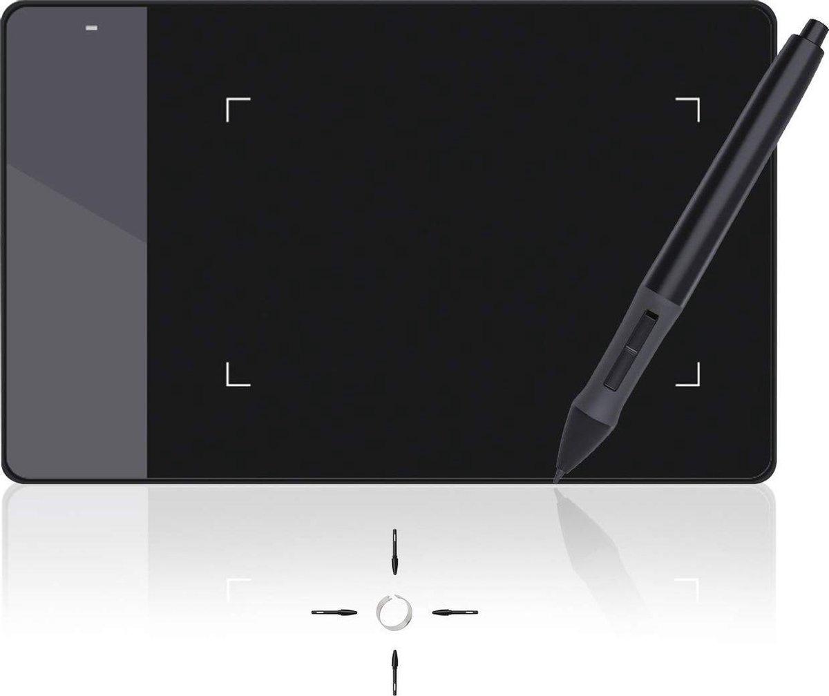 Business Factory - Grafische Tablet - Tekentablet - 5080LPI