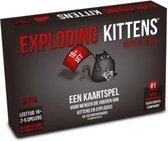 Exploding Kittens NSFW Editie - Nederlandstalig Kaartspel