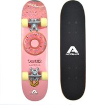"Apollo Kinderen Skateboard Donut 24"""