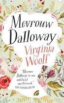 Boek cover Mevrouw Dalloway van Virginia Woolf (Paperback)