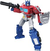 Transformers Generations War for Cybertron Kingdom Leader Optimus Prime PR - Speelfiguur