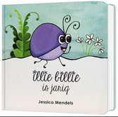 Illie Billie 1 -   Illie Billie is jarig