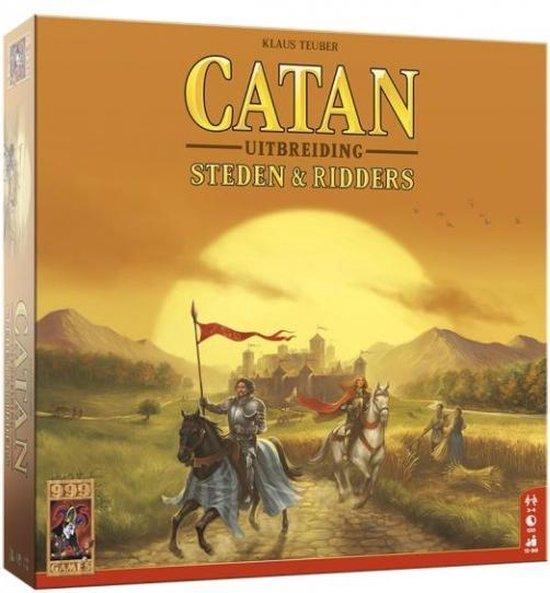 Catan: Steden en Ridders Bordspel