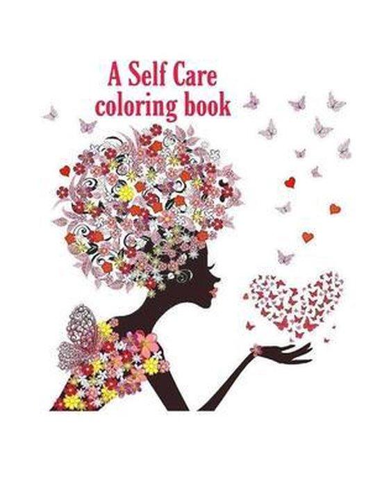 A Self Care Coloring Book
