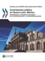 Estudios de la OCDE sobre Gobernanza Publica Contratacion publica en Nuevo Leon, Mexico