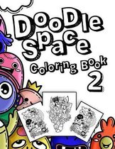 doodle space coloring book 2