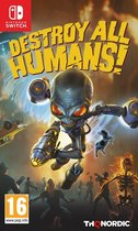 Destroy All Humans - Nintendo Switch