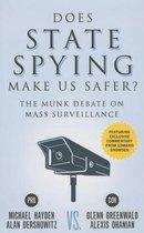 Does State Spying Make Us Safer?