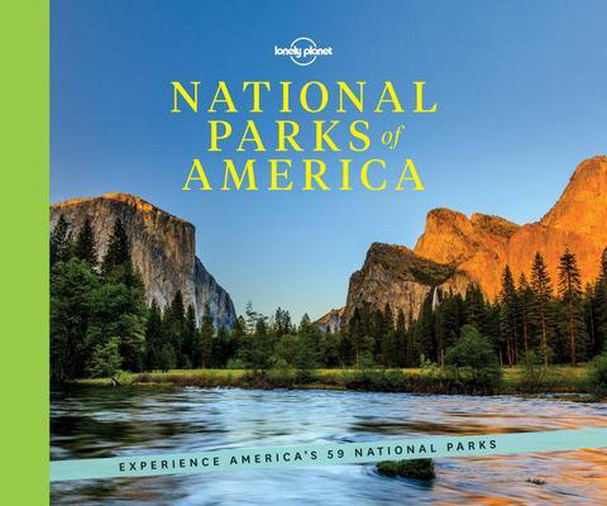 National Parks of America - Lonely Planet