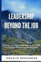 Leadership Beyond the Job